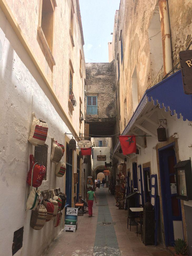 Compras em Essaouira, Marrocos © Viaje Comigo