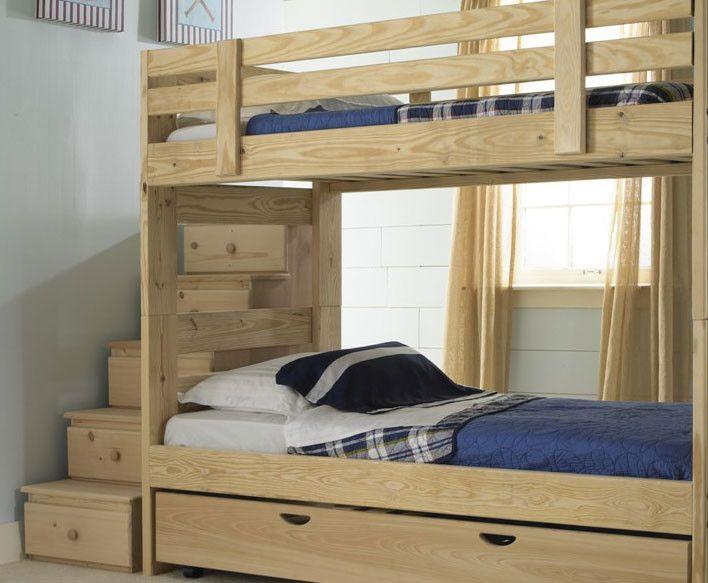 Modelo 1 apilable con escaleras y Cajones | casa nueva | Pinterest ...