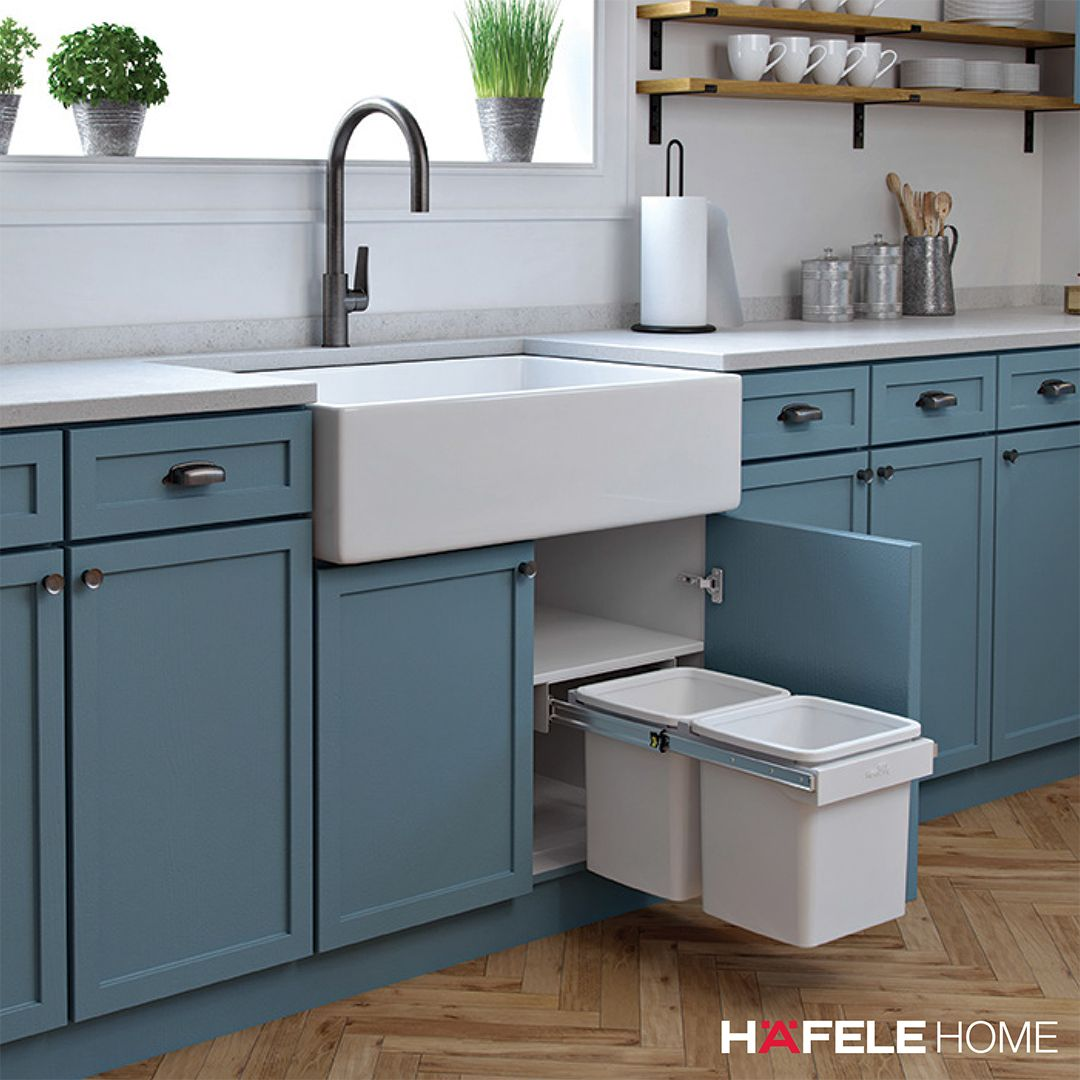 The Sink Cabinet Is Valuable E