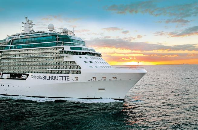 10 Most High Tech Cruise Ships In The World Celebrity Cruises Silhouette Celebrity Cruises Caribbean Cruise