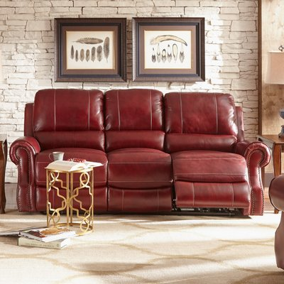 Wondrous Crete Leather Reclining Sofa 13310 Ideas In 2019 Leather Squirreltailoven Fun Painted Chair Ideas Images Squirreltailovenorg