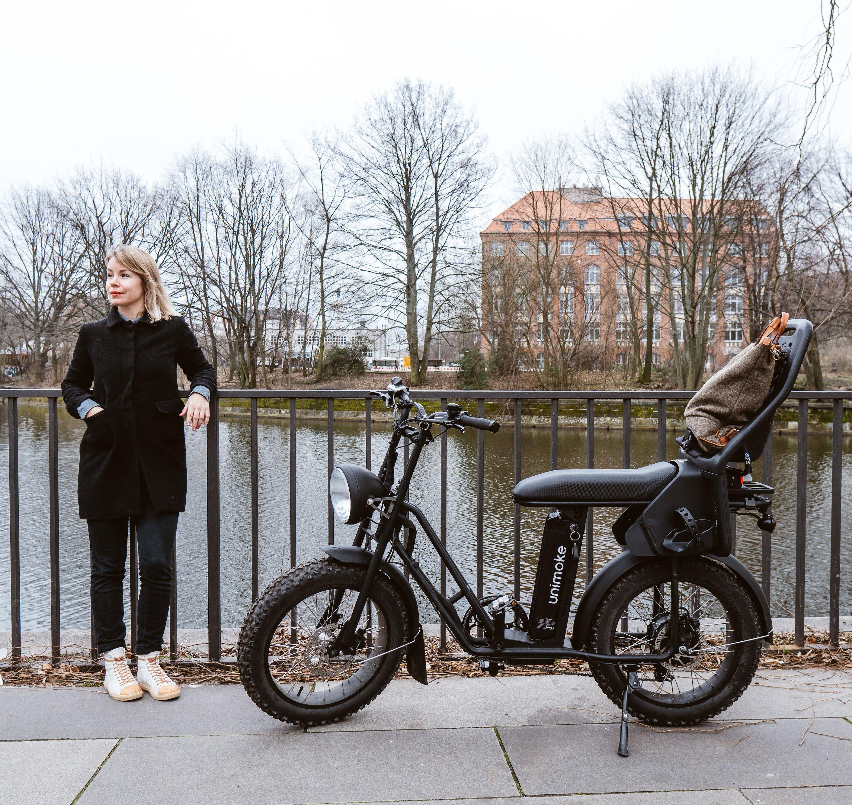 Pin Auf Uni Swing Utility Electric Bike