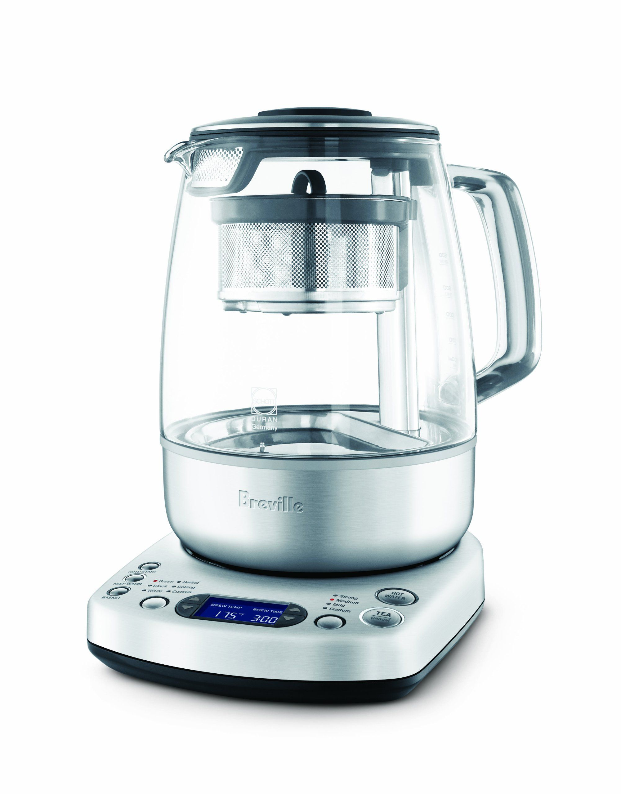 Great Tea Breawer For A Tea Cafe Breville Btm800xl One Touch Tea