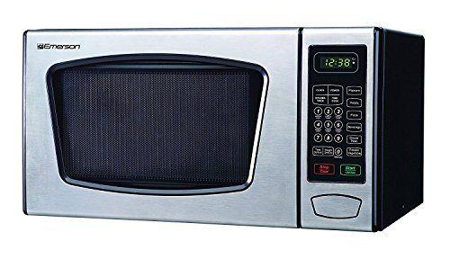 Emerson Mw8991sb 0 9 Cu Ft 900 Watt Touch Control