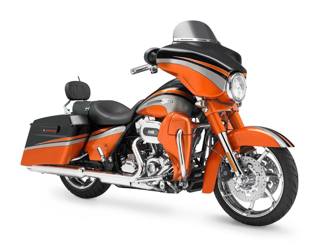 Street Glide Harley Davidson -