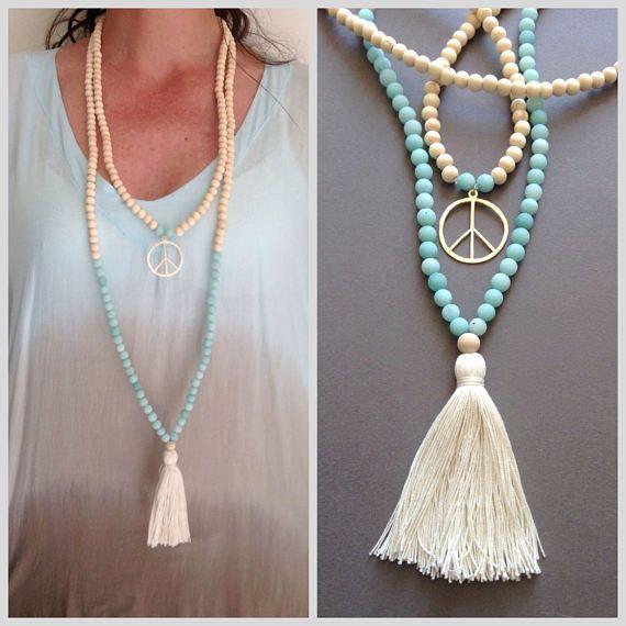 symbole collier de perle