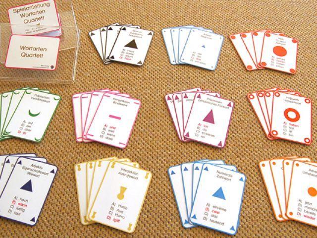 montessori wortarten | Language Montessori Materials | Pinterest ...