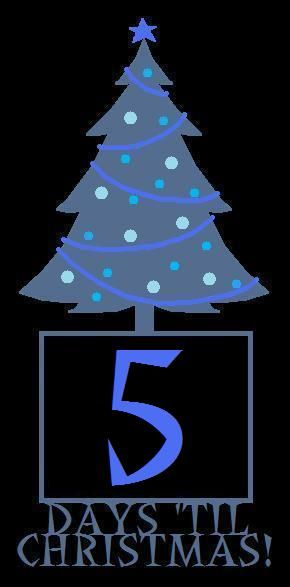 Pin On 5 Days Until Christmas Yeah
