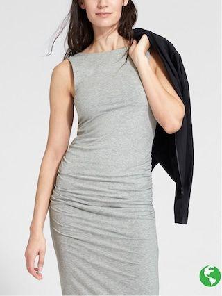 Midi Tank Dress Solid