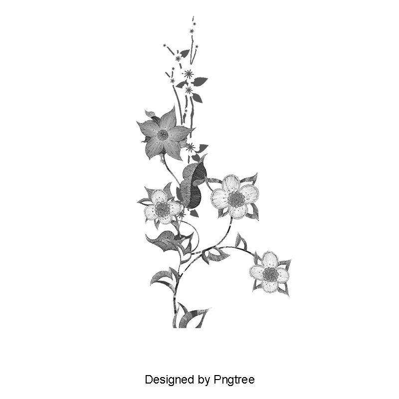 أبيض وأسود فرع ديكور خلفية ناقلات الزهور أبيض وأسود فرع ديكور خلفية ناقلات الزهور أبيض وأسود الزهور فرع ديكور الخلفية أبيض وأسود الزهور فرع Png وملف Psd للتح Vector Flowers Flower