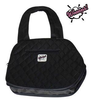 Bolsa 2D Puddin' - Canvas (ref. BL001C) - para Customização.  #whoops2dbags #bolsa2D #bolsa3D #fundesign #cartoonbag #diy #acrilpen #customizacao #allstarcustomizado #converse #conversecustomizado