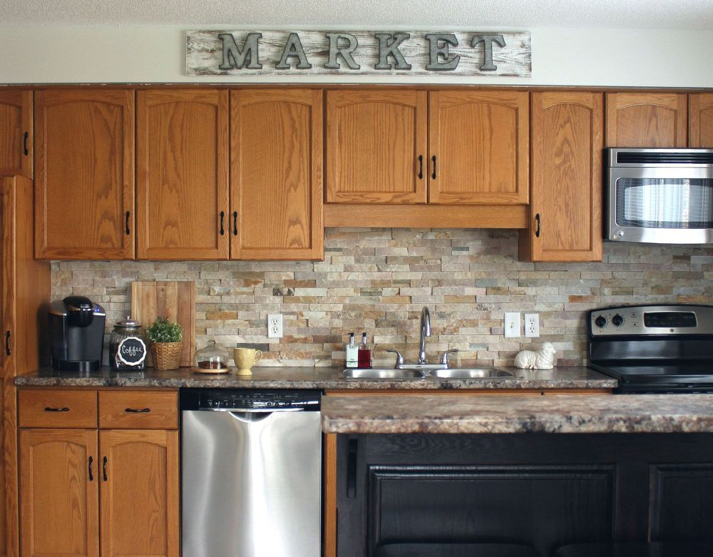 You might want to rethink the color of your kitchen when you see ...