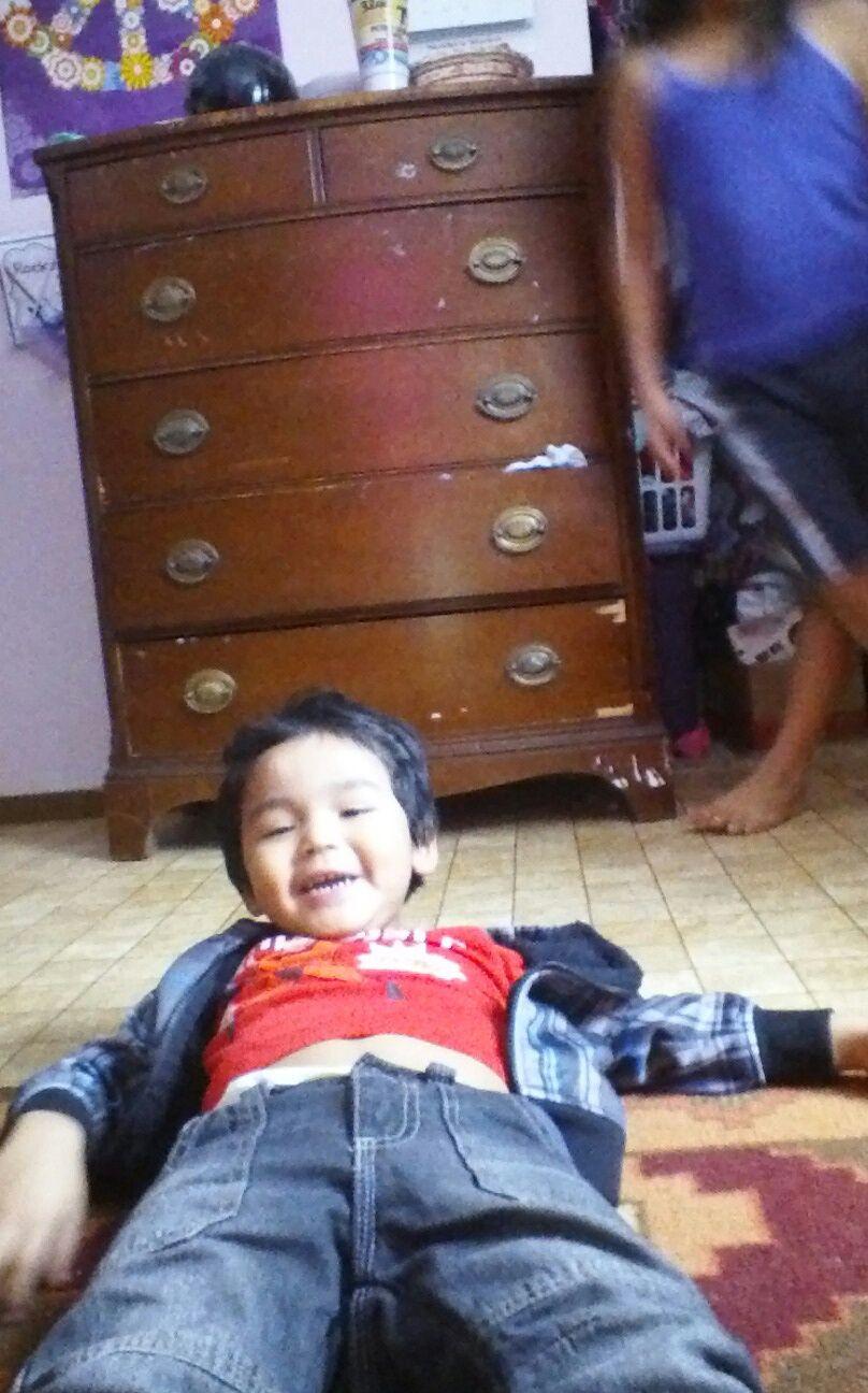Anthoney fell over!!!! | Kids, Little kids, Baby