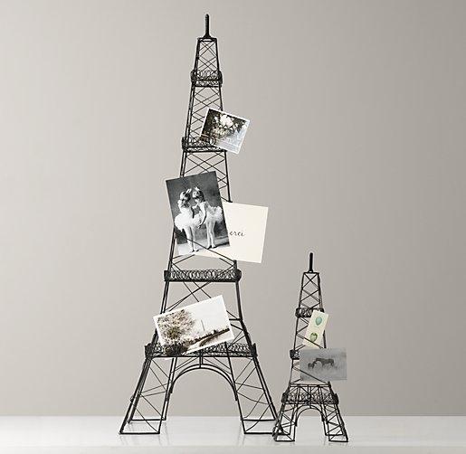 Wire Eiffel Tower Card Holder | Accessories | Restoration Hardware Baby U0026  Child