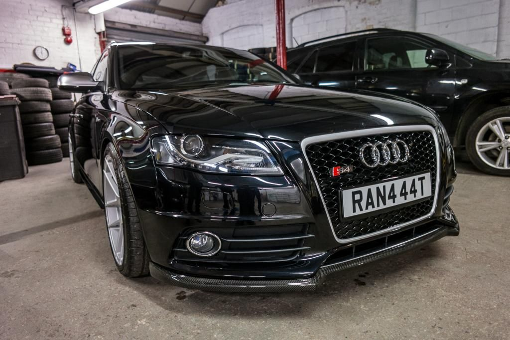 not so subtle b8 s4 avant with some mrc tuning and mods. Black Bedroom Furniture Sets. Home Design Ideas