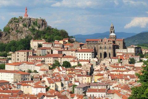 Le puy en velay ville jacquaire et d part du chemin de - Office du tourisme saint jacques de compostelle ...