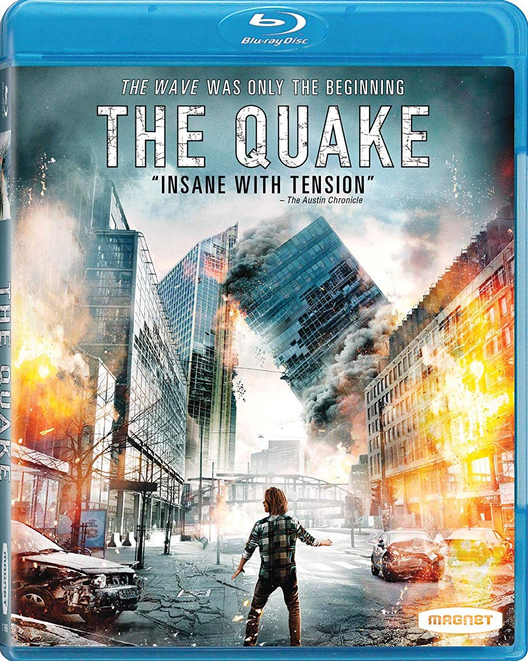 THE QUAKE BLURAY RELEASING) Disaster movie