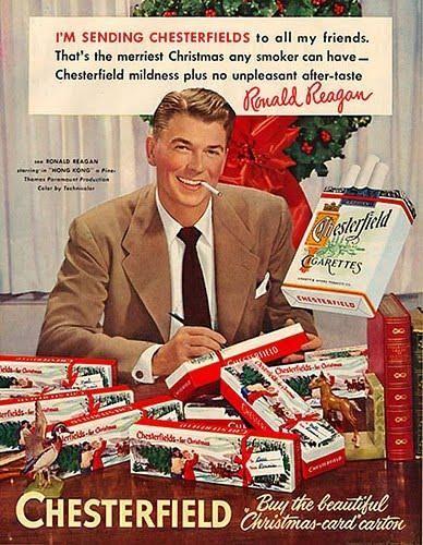 Ronald Reagan's christmas gift