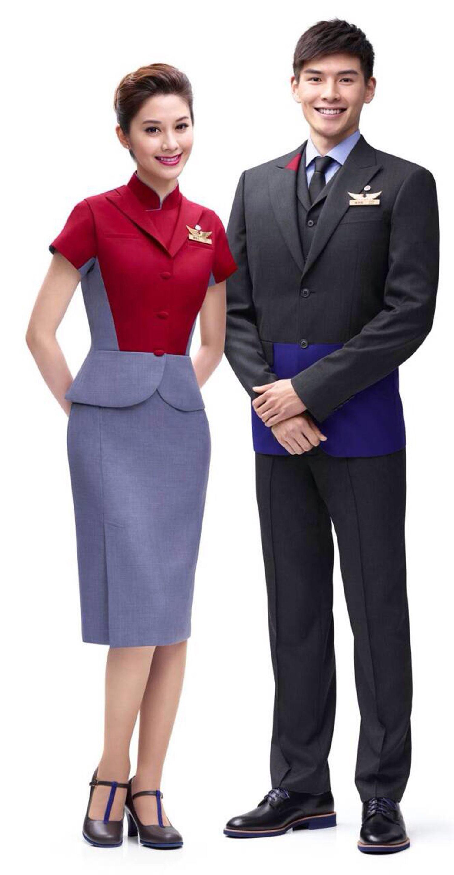 flight attendant naked uniform