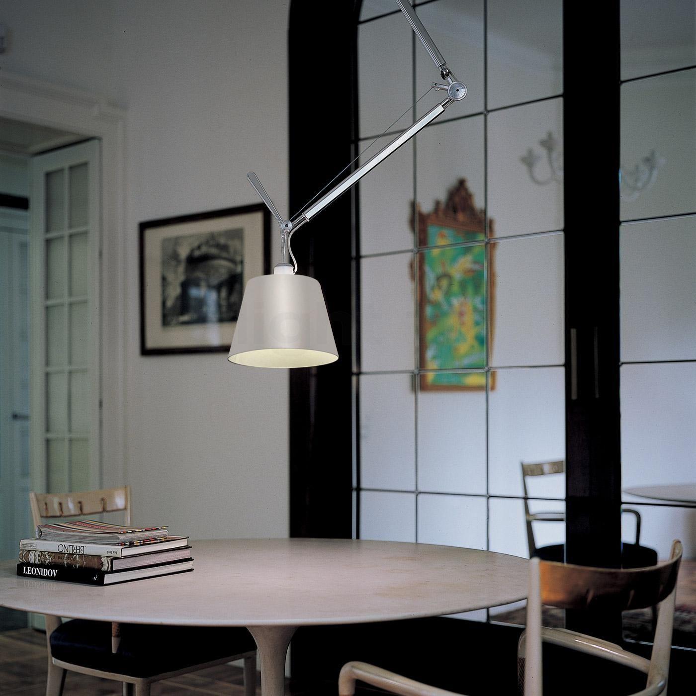 Artemide Tolomeo Sospensione Decentrata - Hanglampen   lampen ...