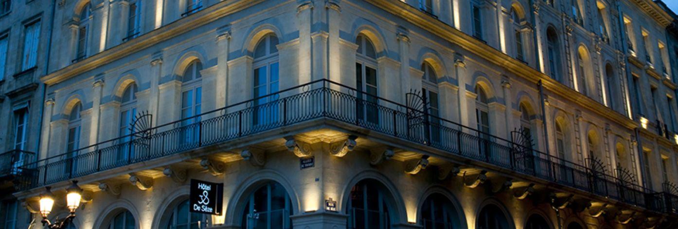 Hôtel de Sèze Bordeaux