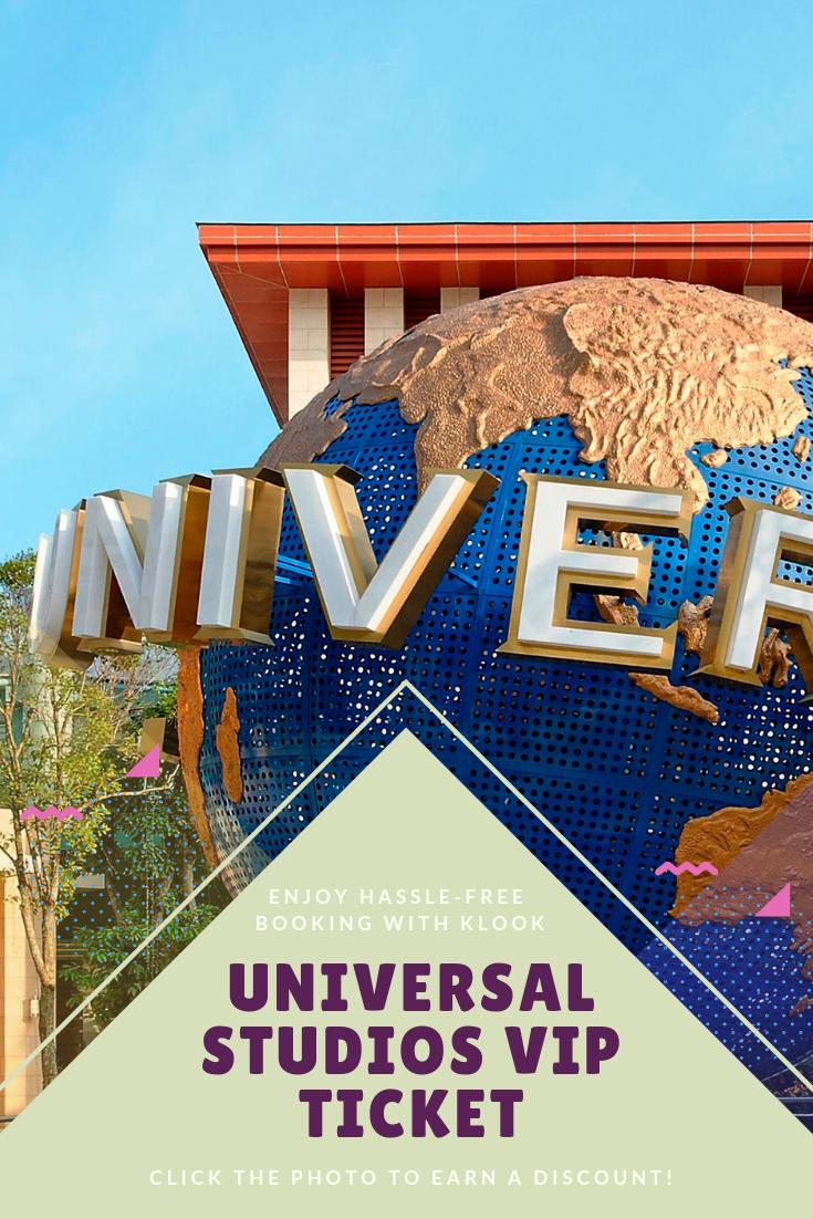 Universal Studios Vip Tour Universal Studios Singapore Universal Studios Tour Tickets