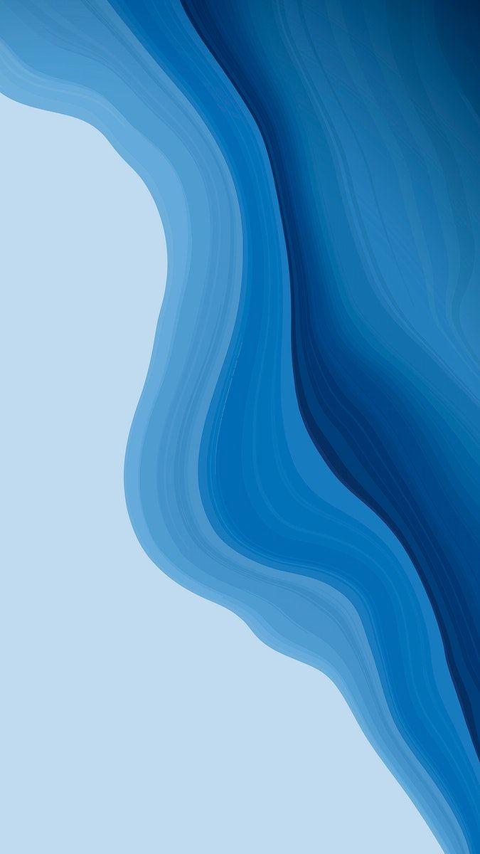 Download premium vector of Blue fluid fluid patterned mobile phone wallpaper vector by Kul about iphone wallpaper, blue, abstract, wave, and phone wallpaper 1219759