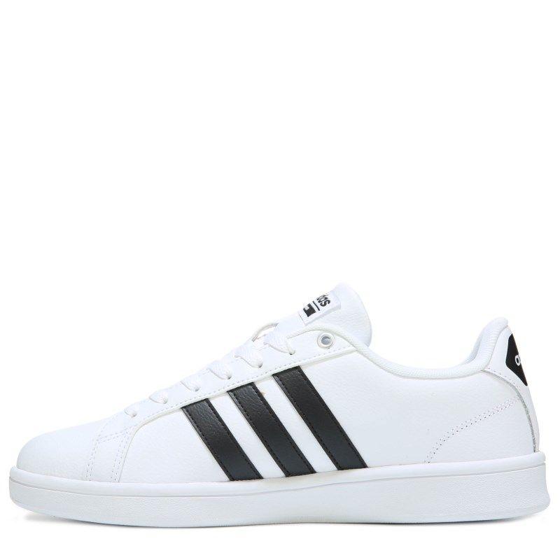 Men's Cloudfoam Advantage Stripe Sneaker | Sneakers, Striped ...