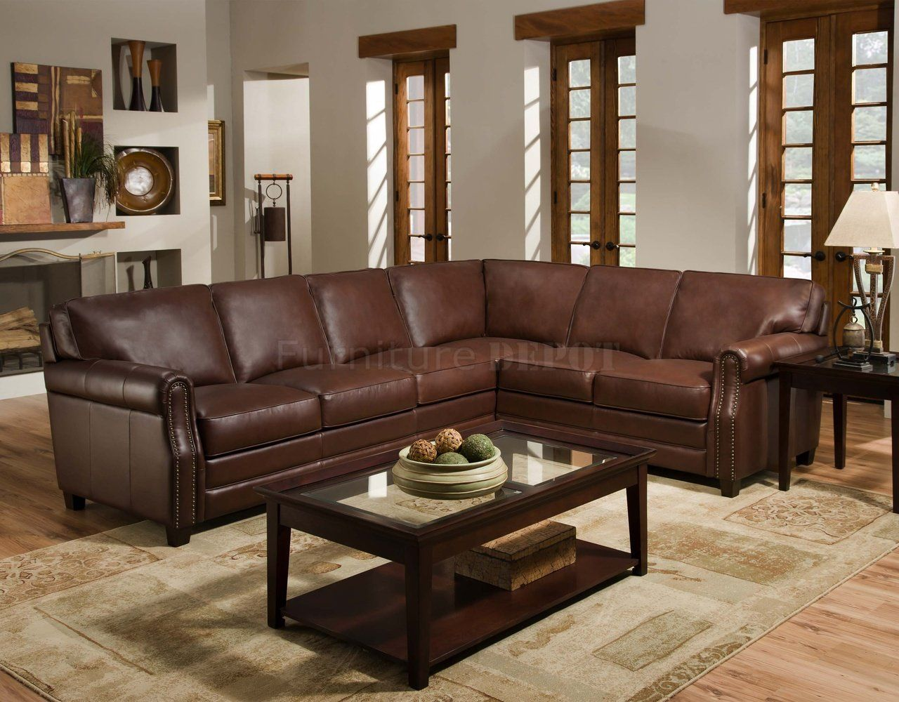 Image For Leather Sectional Sofas Wallpaper High Quality Resolution G7kci