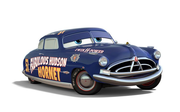 hudsonhornet fabulous hudson hornet cars the movie
