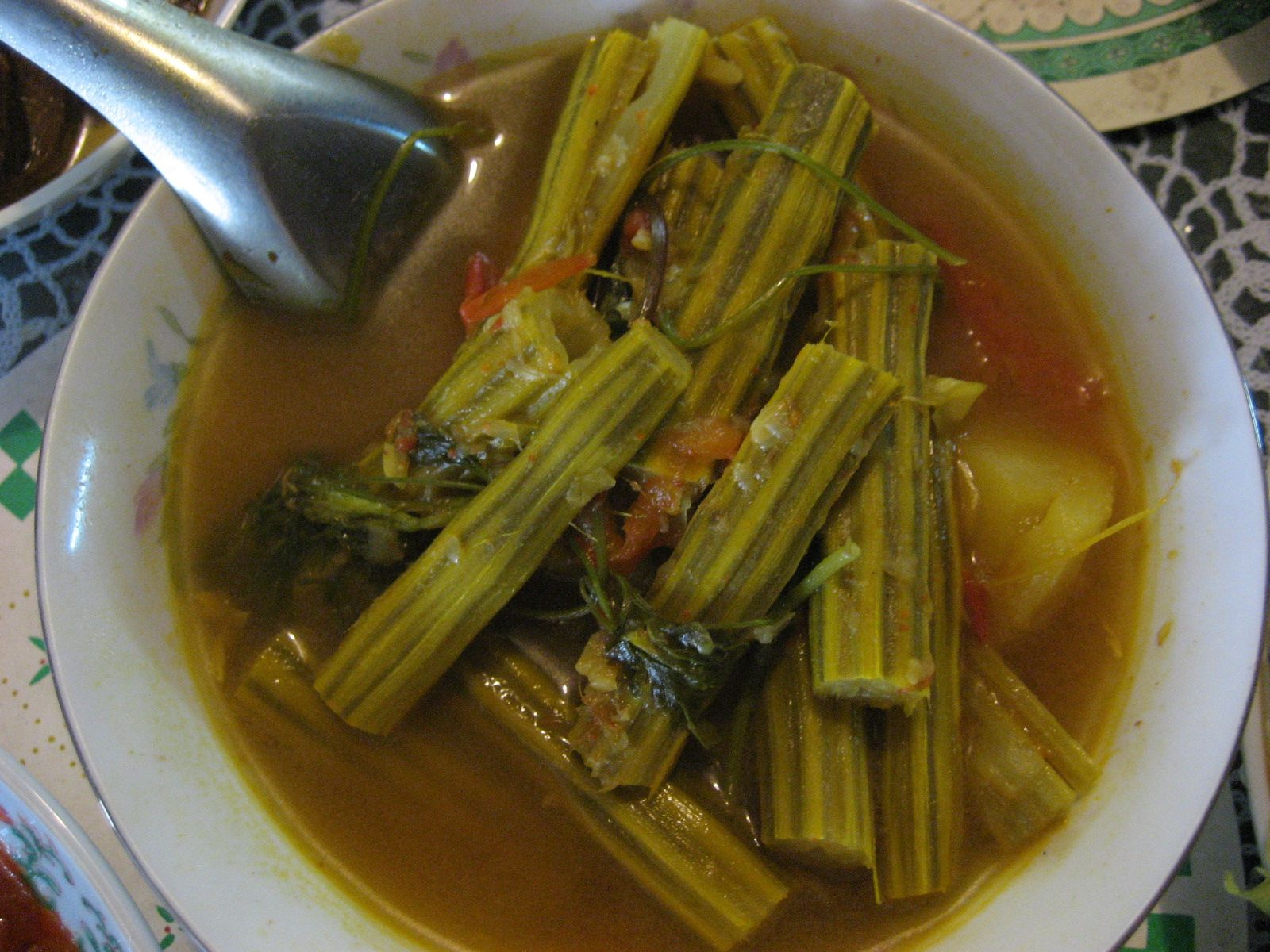 143 best myanmar food images on pinterest burmese food burmese dunt dalun chin yei burmese drumstick sour soup forumfinder Images