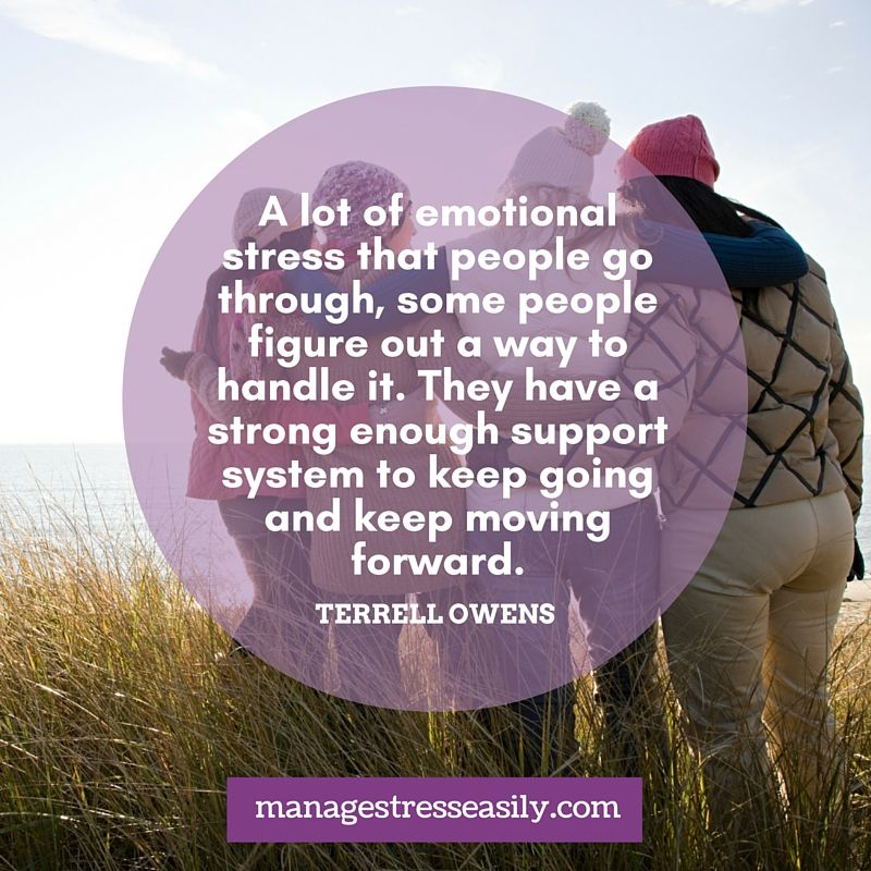 Support System Of People