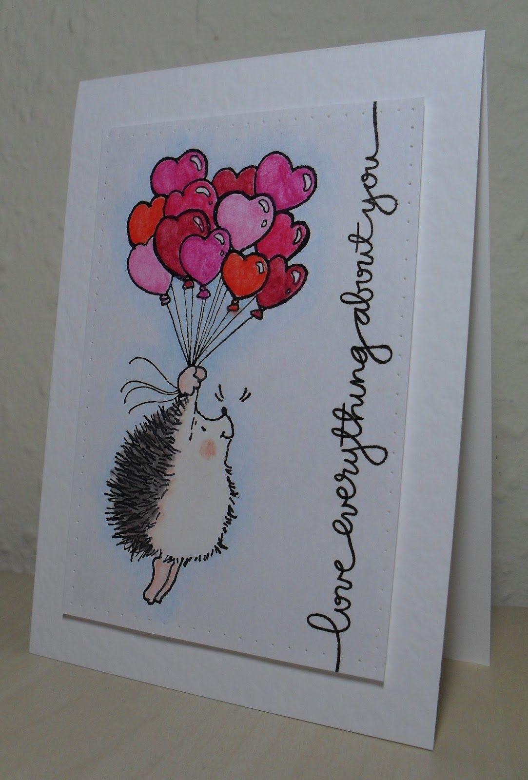 Рисунки для открытки самодельные