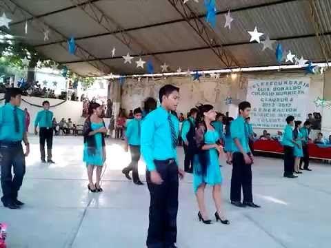 tzicatlan texcatepec..graduación de tele secundaria generación 2010-2013.... - YouTube