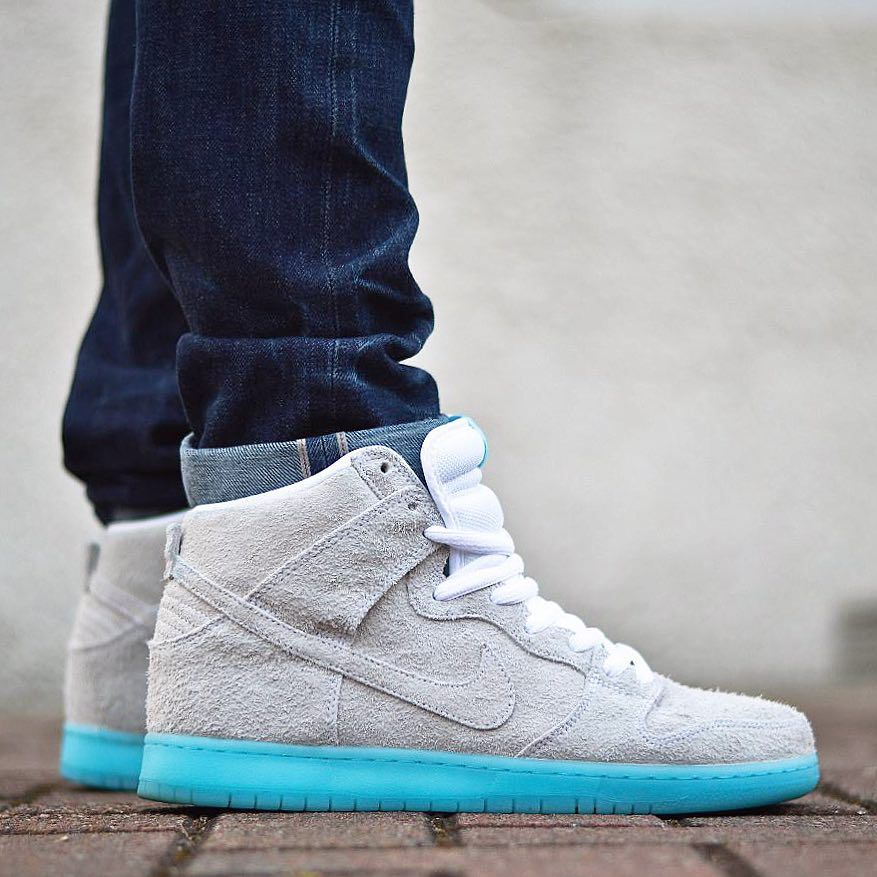 on sale 66c8a e9ac6 Baohaus NY x Nike Dunk High SB