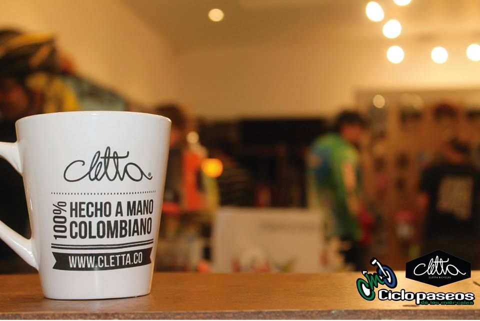 Bicis hechas a Mano,Tardes de CAFE,Bogota,Colombia,- https://www.facebook.com/ClettaBicycles/photos/a.393467847331979.103669.245508388794593/941023575909734/?type=1&theater