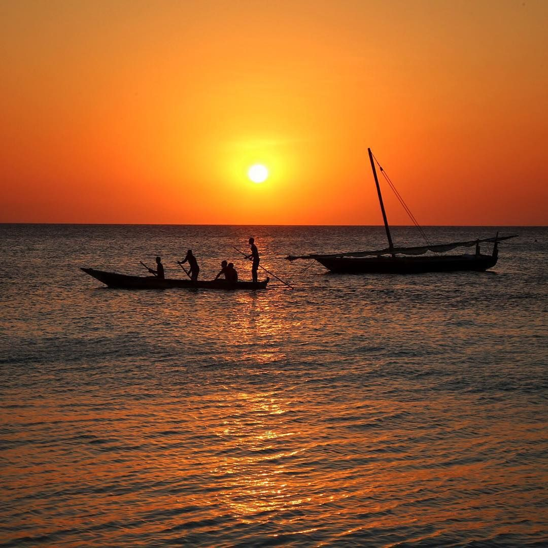 Sunset in Zanzibar. That is all. #Zanzibar #2summersCanon6D #nomoresunsets