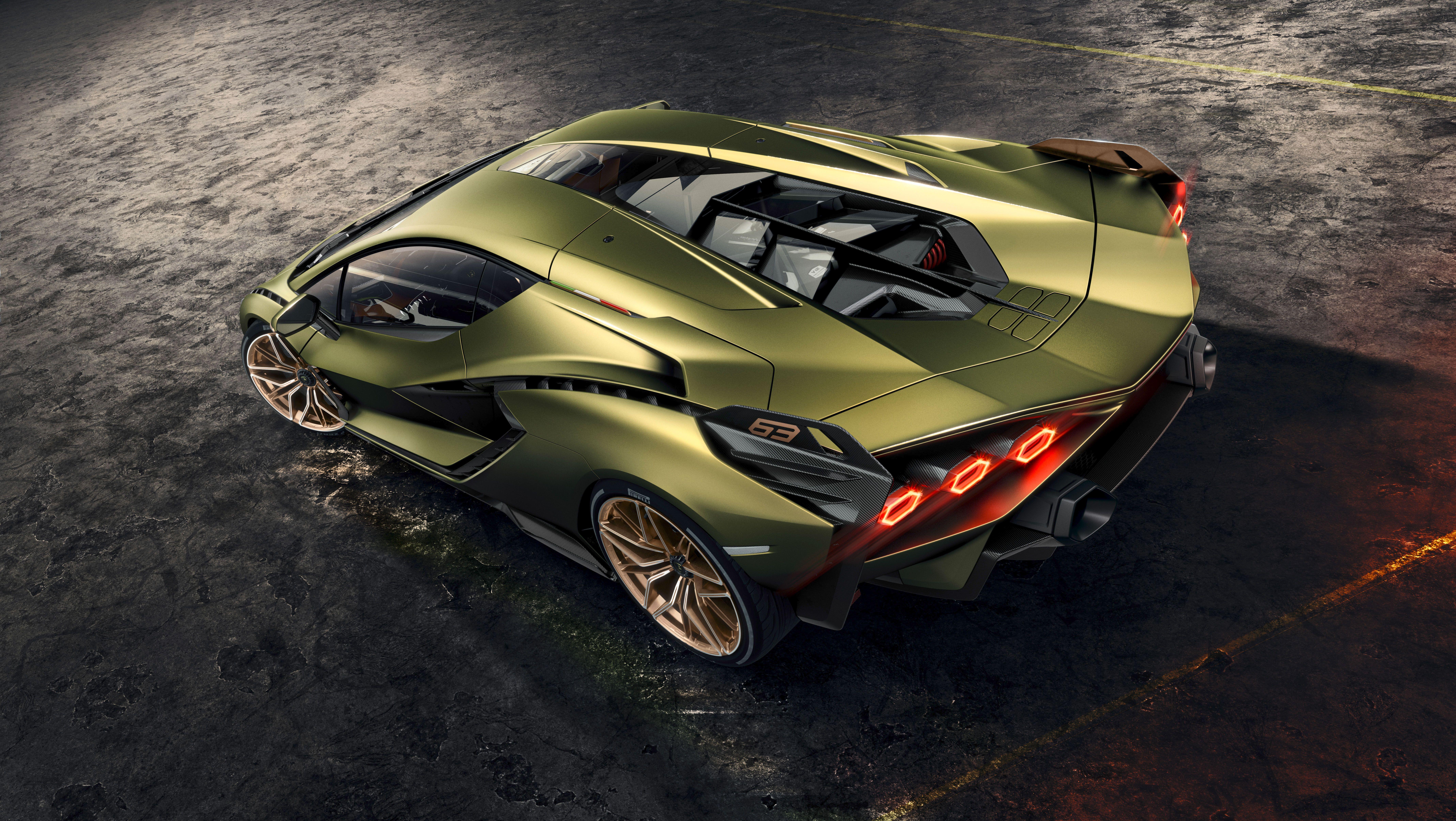 Lamborghini Wants To Rewrite The Book On Electrification For Its Future Series Production Hybrid Models In 2020 Super Cars Lamborghini Supercar Hybrid Car