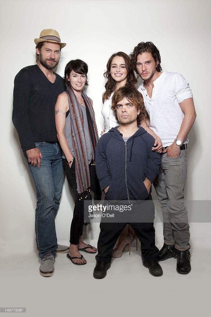Actors Lena Headey, Nikolaj Coster-Waldau, Peter Dinklage, Emilia...   Game  of throne actors, Got game of thrones, Actors