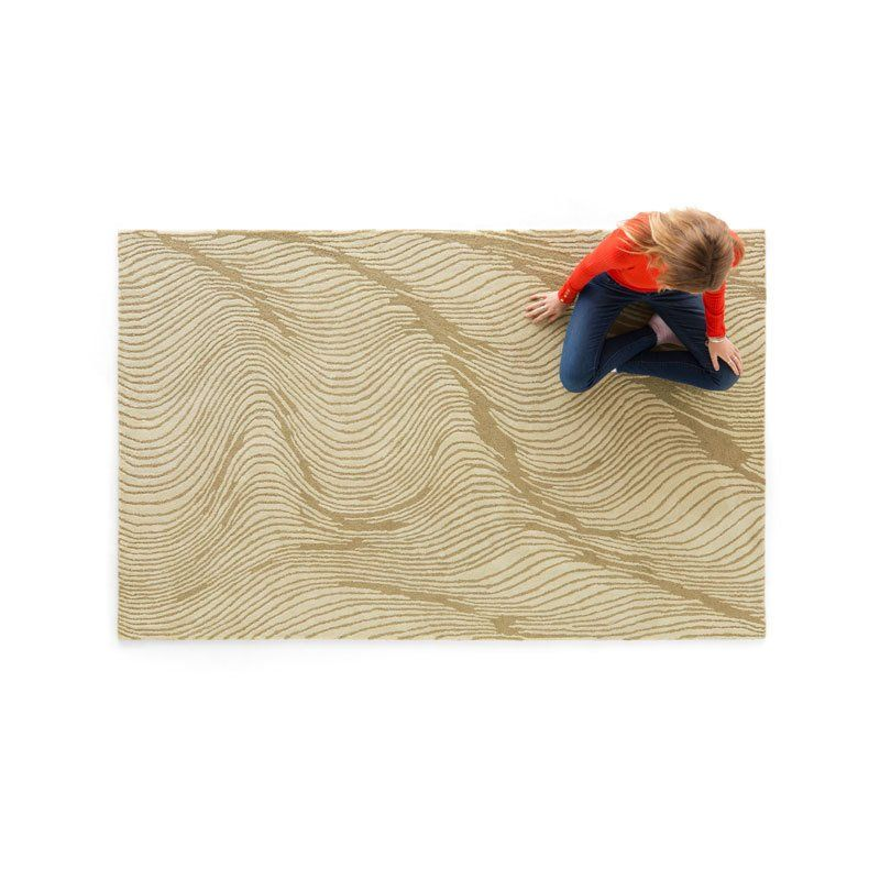 Burrow Amber Waves Rug By