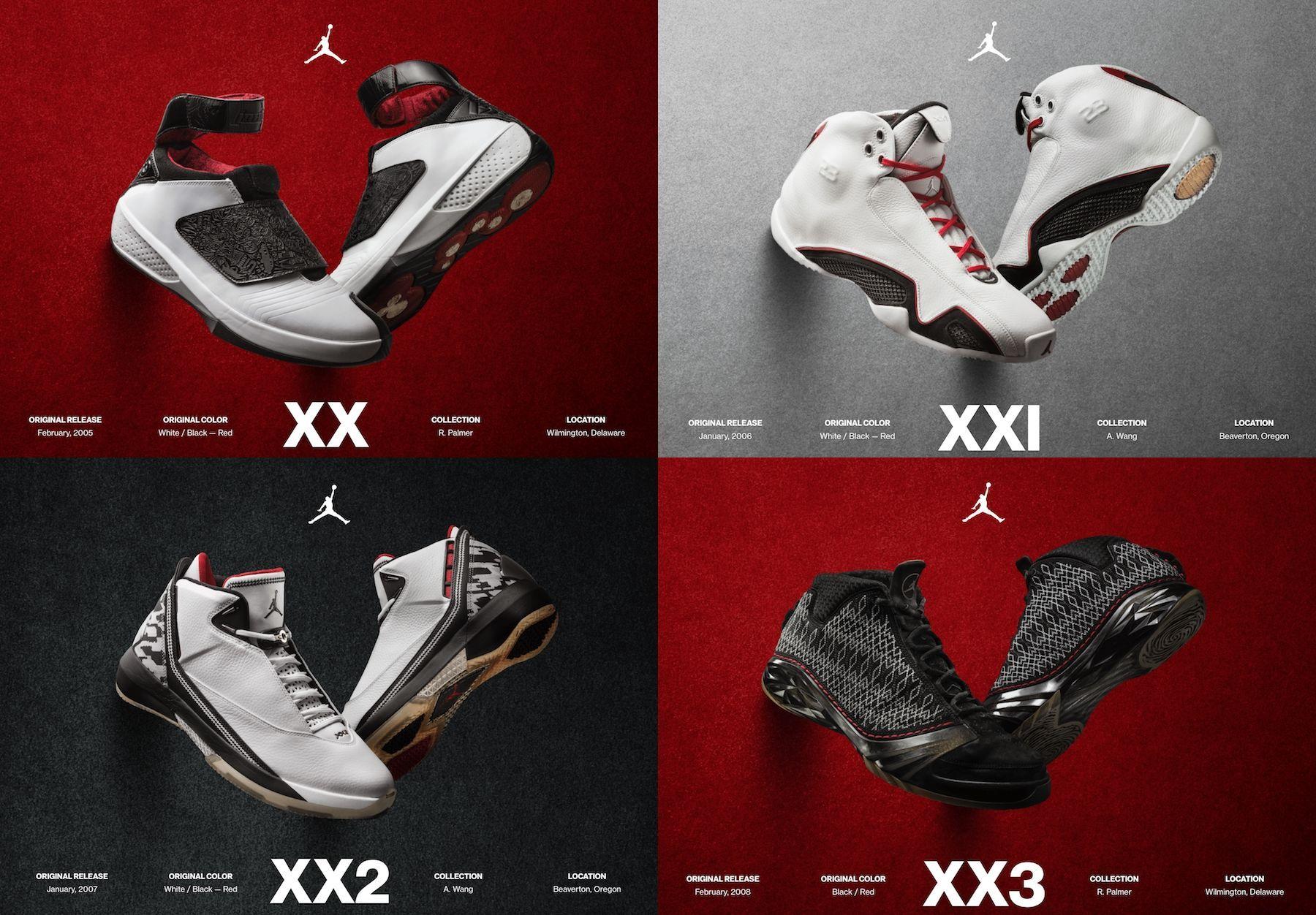 Air Jordans # 1 Professeur Dhistoire