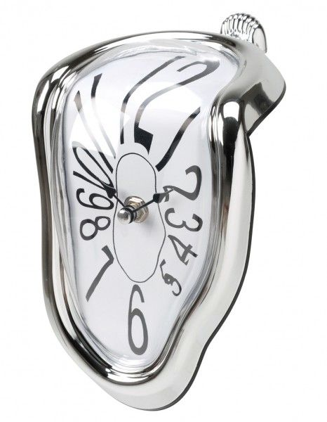 Déco une touche dhumour à moins de 40 € elle décoration horloge originalela chaise longuechaises
