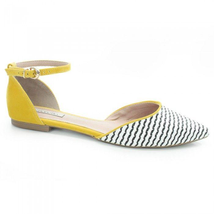62eccd76a0c As sapatilhas de bico fino são tendência