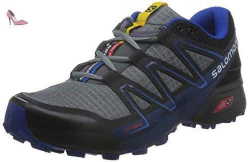 Salomon Speedcross Vario Chaussures de running grisbleu