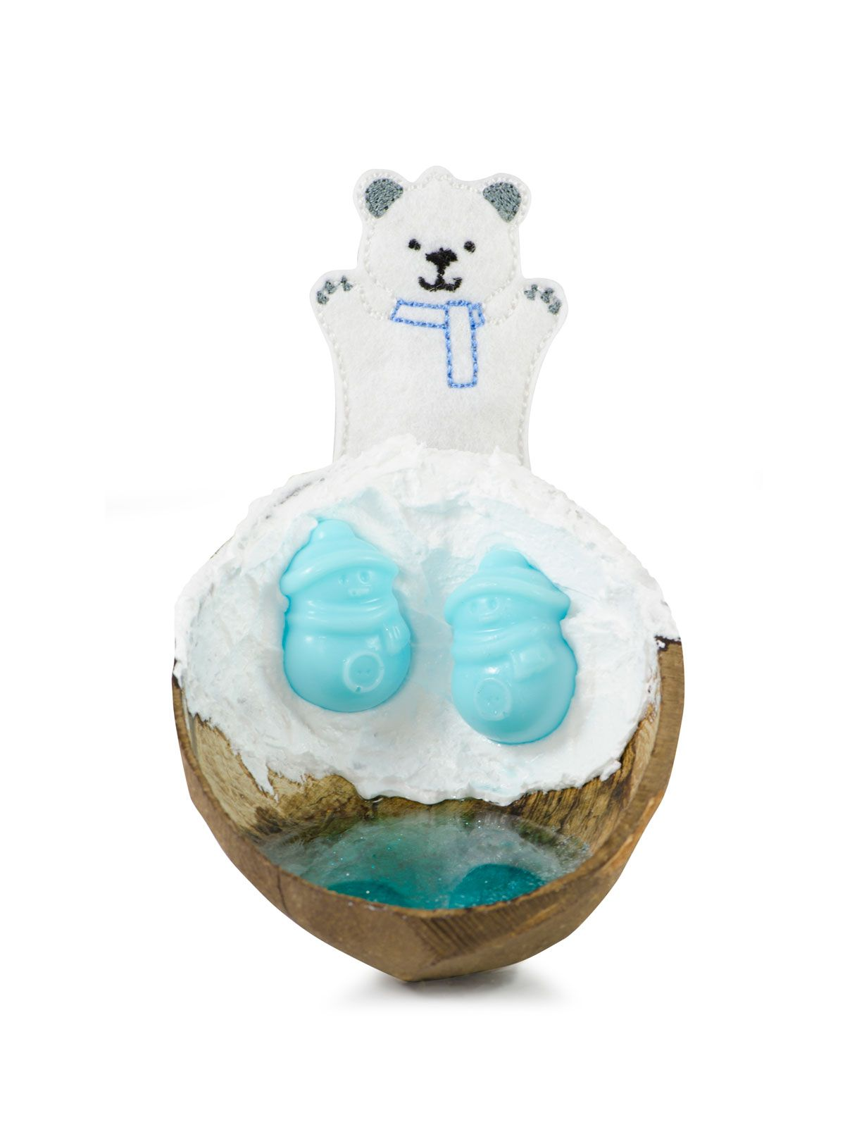 Journey to the North Pole in our Polar Bath Adventure! Play with the ...
