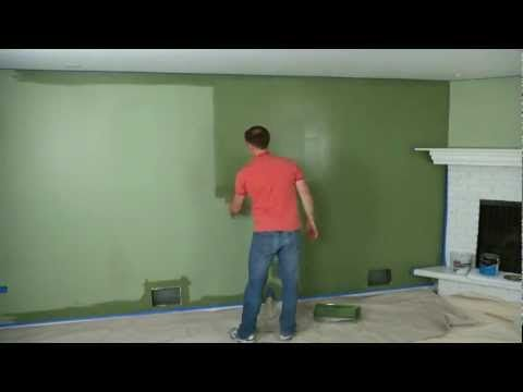 How To Paint Walls And Ceilings Ace Hardware Diy Wall Painting Room Paint Home Remodeling