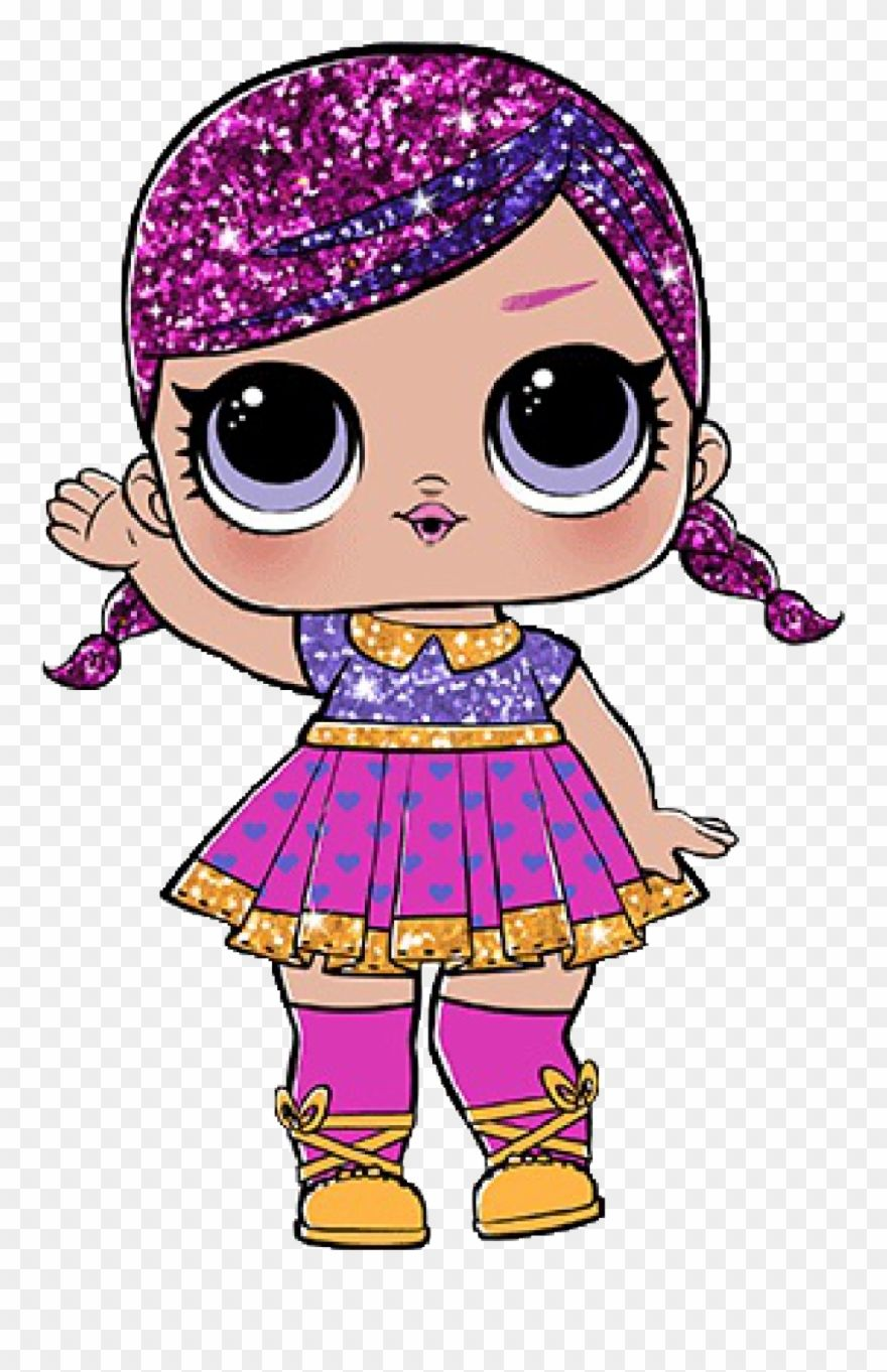 Super Baby Lol Doll Clipart 3109640 Is A Creative Clipart Download The Transparent Clipart And Use It For Free Creative Project Lol Dolls Lol Doll Party