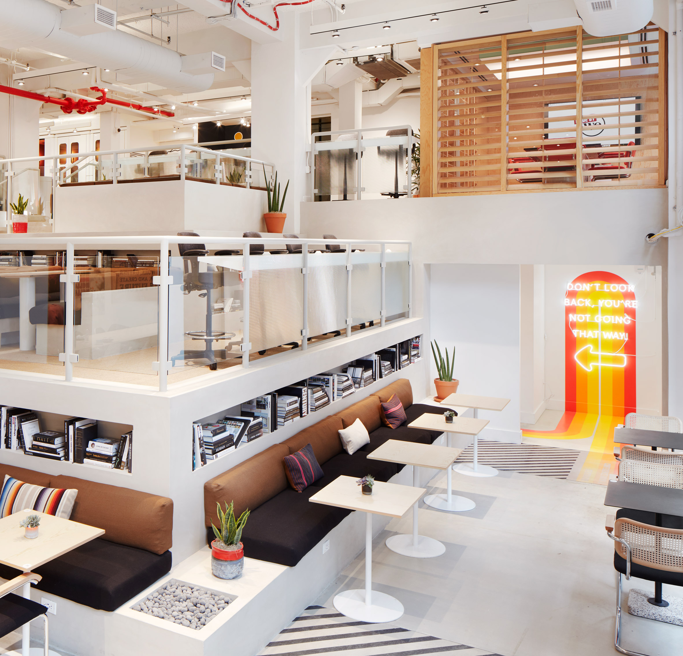 WeWork parent company The We Company opens New York retail