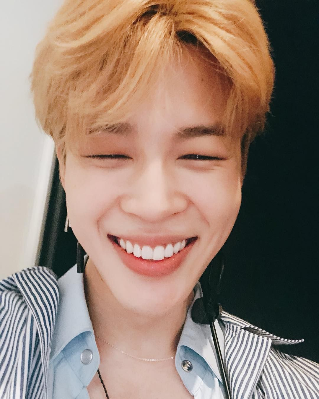 Seeing His Eye Smiles Just Makes My Day I Dont Know Why And How
