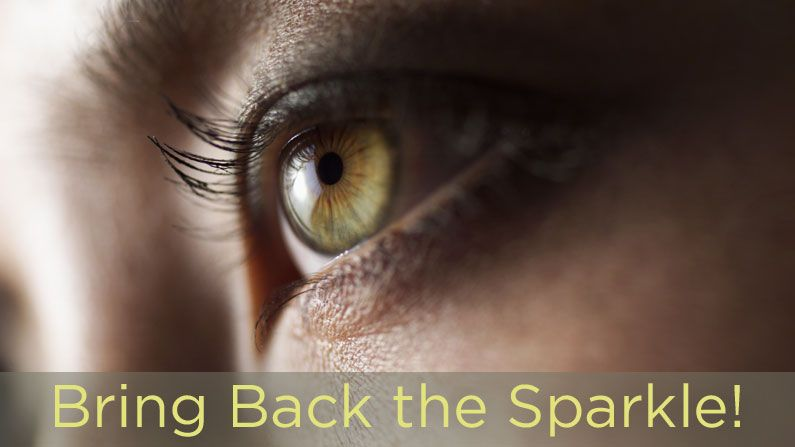 Ayurveda says the mind and vision are intertwined. Stress, anger, anxiety, can increase your risk for eye irritation. Here are five ways to relieve common eye problems and put the sparkle back into your eyes.